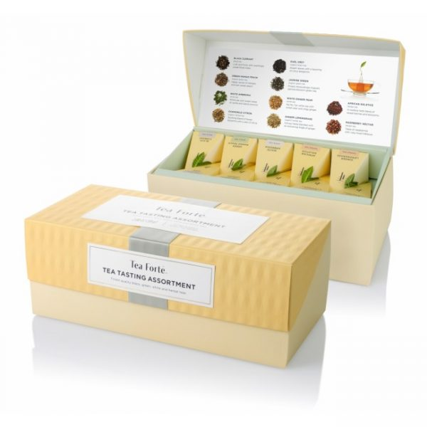 Tea Tasting Presentation Box of 20