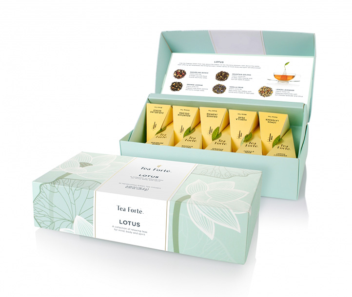 Lotus Petite Box of 10