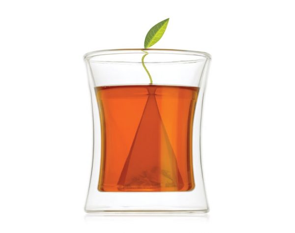 Poom Double Wall Glass Cup