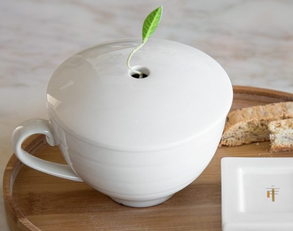 Café Cup Bone White