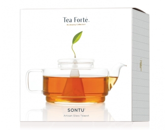 Sontu Glass Tea Pot
