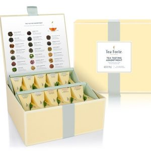 Tea Chest tea Tasting Assortment Box of 40's