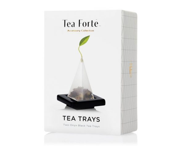 Tea Tray Onyx