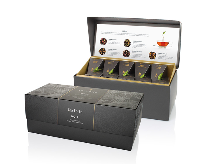 Noir Presentation Box