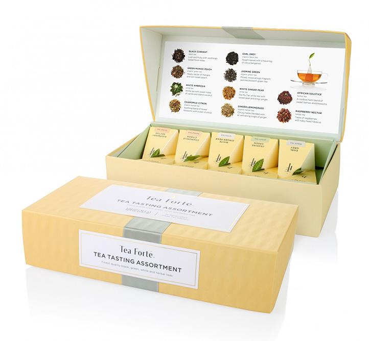 Tea Tasting Petite Box of 10